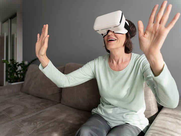 Could Virtual Reality Transform Mental Health Treatments?